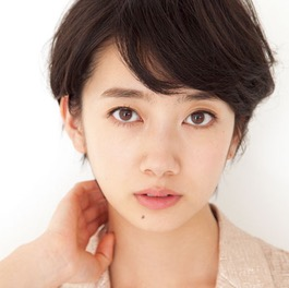 波瑠 髪型