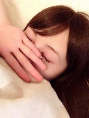 白石麻衣 寝起き