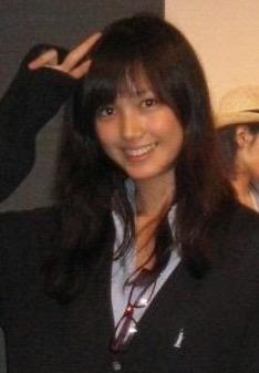 本田翼 黒髪