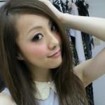 西田静香 髪型