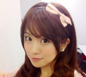 曽田茉莉江 髪型